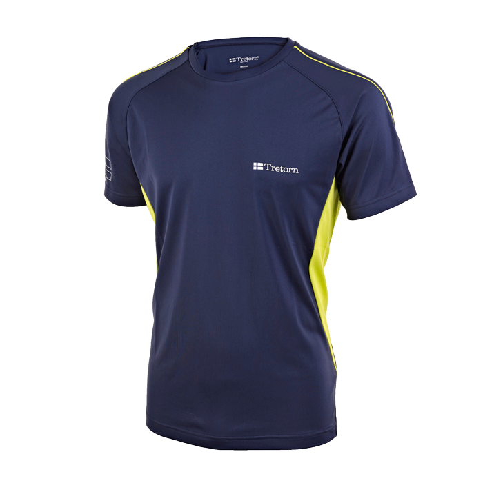 Tretorn Performance T-Shirt blue